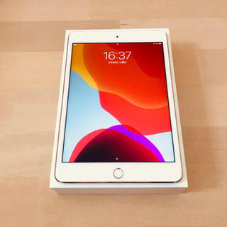 アイパッド(iPad)のiPad mini4 Wi-Fi+Cellular 16G Simフリー(タブレット)