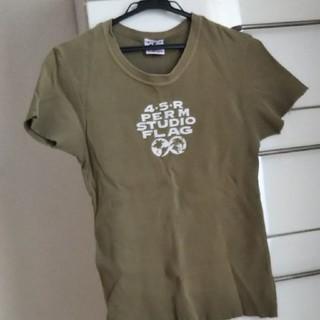 フォーティーファイブアールピーエム(45rpm)の45rpmシャツ(Tシャツ(半袖/袖なし))