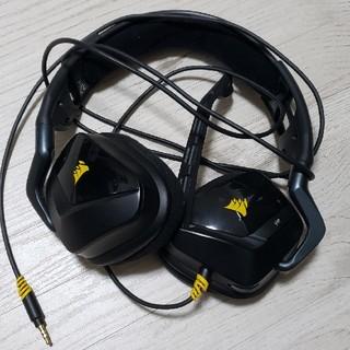 デル(DELL)のCorsair analog headphone(ヘッドフォン/イヤフォン)