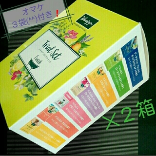 Kneipp - クナイプ 入浴剤 セレクション 14袋 +オマケ 3袋(^^)