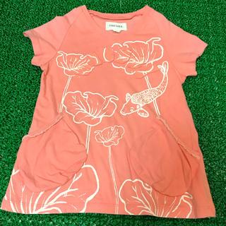 ディーゼル(DIESEL)のDIESEL ディーゼル キッズ ガールズ Tシャツ 110位(5)(Tシャツ/カットソー)