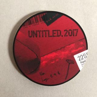 ピースマイナスワン(PEACEMINUSONE)のジヨン Untitled2017 コースター peaceminusone  (その他)