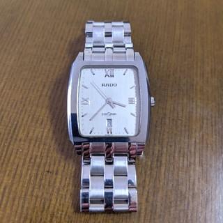 ラドー(RADO)のRADO DIASTAR メンズクォーツ(腕時計(アナログ))