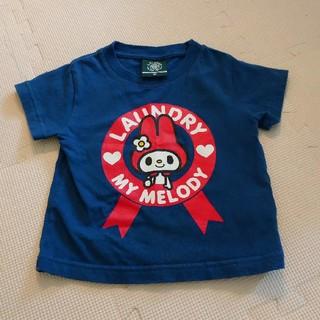 ランドリー(LAUNDRY)のused  ランドリー サンリオコラボ マイメロディ 90 LAUNDRY(Tシャツ/カットソー)
