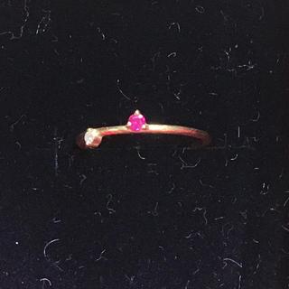 リトルエンブレム(little emblem)のlittleemblem リトルエンブレムリング 指輪 e.m.(リング(指輪))