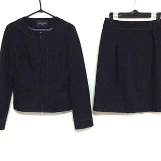 ユナイテッドアローズ(UNITED ARROWS)のユナイテッドアローズ スカートスーツ 黒(スーツ)