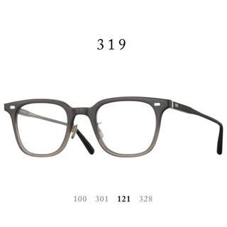 ワンエルディーケーセレクト(1LDK SELECT)のEYEVAN7285 319 C.121 綾野剛着用モデル アイヴァン(サングラス/メガネ)