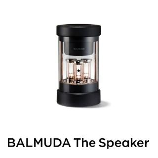バルミューダ(BALMUDA)の【新品未使用】 BALMUDA The Speaker M01A-BK (スピーカー)