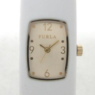 フルラ(Furla)のフルラ 腕時計美品  レディース ゴールド(腕時計)
