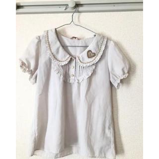 アマベル(Amavel)のアマベル 半袖ブラウス(シャツ/ブラウス(半袖/袖なし))