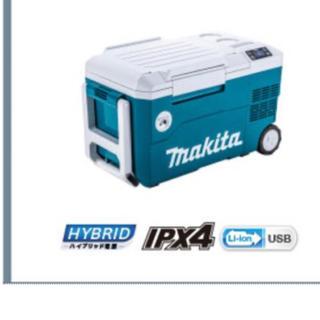 マキタ(Makita)の【新品未使用】makita マキタ 18V 充電式保冷温庫 CW180DZ(その他)