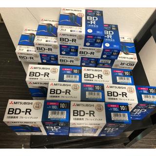 ミツビシ(三菱)のMITSUBISHIブルーレイディスク一回録画用 10枚入り12個(その他)