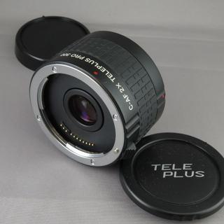 ケンコー(Kenko)のケンコー キヤノンEF用TELEPLUS PRO 300 DGX 2X  (その他)