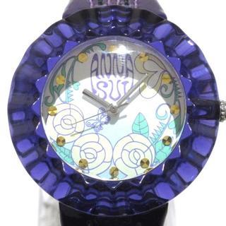 アナスイ(ANNA SUI)のANNA SUI(アナスイ) 腕時計美品  7N01-0FN0(腕時計)