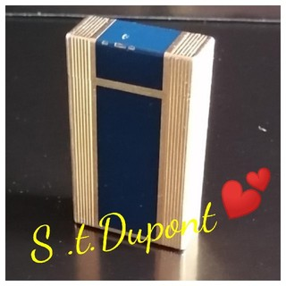 エステーデュポン(S.T. Dupont)の※当時定価20万以上【正規品高級】S.t. Dupont💕ライン1ガスライター(タバコグッズ)