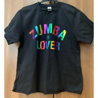 ズンバ(Zumba)のズンバTシャツ リメイク有り(トレーニング用品)