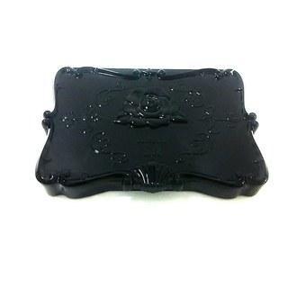 アナスイ(ANNA SUI)のアナスイ 小物美品  黒 プラスチック(その他)