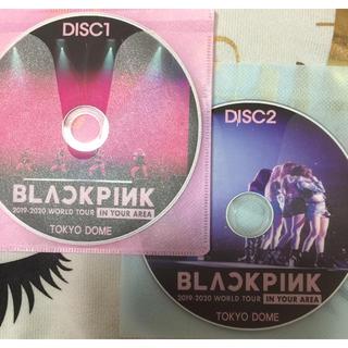 エイチティーシーブラック(HTC BLACK)のBLACKPINK2019★2020INYOURAREA 高画質 東京ドーム(ミュージック)