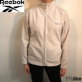 リーボック(Reebok)のリーボック ジップアップ フリース Reebok ZIP Up Fleece(トレーナー/スウェット)