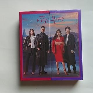 新品【愛の不時着 】CD 韓国盤 OST *韓国ドラマ*ヒョンビン(テレビドラマサントラ)