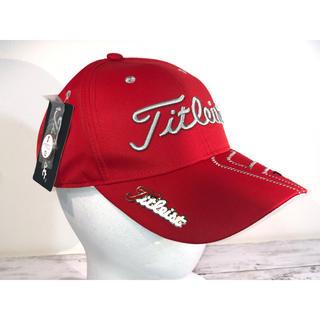 タイトリスト(Titleist)の✨新品未使用✨ タイトリスト マーカー付き ゴルフ キャップ 帽子(その他)