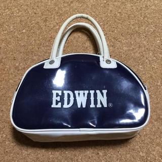 エドウィン(EDWIN)のEDWIN ミニボストンバッグ(ハンドバッグ)