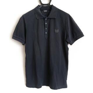 ディーゼル(DIESEL)のディーゼル 半袖ポロシャツ サイズM メンズ(ポロシャツ)