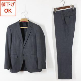 オリヒカ(ORIHICA)の03 オリヒカ スーツ Y5 メンズ M ストレッチ tqe 秋冬春 ★美品★(セットアップ)