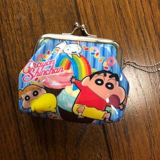 クレヨンしんちゃん ガマ口 財布(キャラクターグッズ)