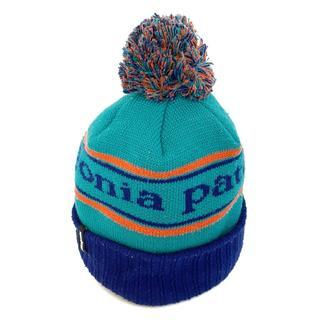 パタゴニア(patagonia)のパタゴニア ニット帽 ポリエステル(ニット帽/ビーニー)