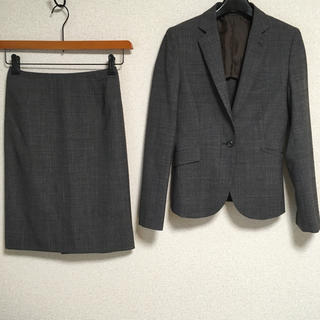 オリヒカ(ORIHICA)のオリヒカ スカートスーツ 5 W62 洗濯可 OL DMW(スーツ)