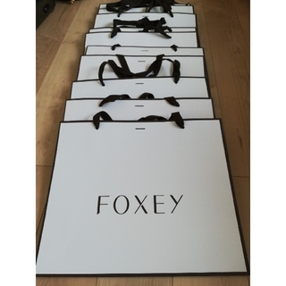 フォクシー(FOXEY)のフォクシーショッパー(ショップ袋)