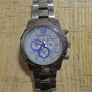 ゲス(GUESS)のGUESS chronograph 腕時計(腕時計(アナログ))