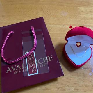 アヴァランチ(AVALANCHE)のavalanche gold jewelry k10(ネックレス)