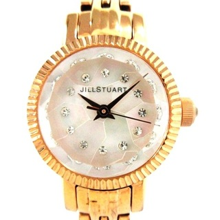 ジルスチュアート(JILLSTUART)のジルスチュアート 腕時計美品  VC01-0130(腕時計)
