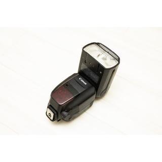 キヤノン(Canon)のCanon 600EX-RT クリップオンストロボ(ストロボ/照明)