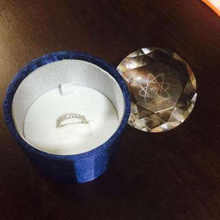 ヨンドシー(4℃)の4/15までのsale!ピンキーリング(リング(指輪))