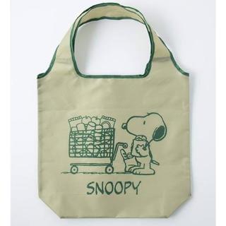 スヌーピー(SNOOPY)のSNOOPY ショッピングバッグ(エコバッグ)
