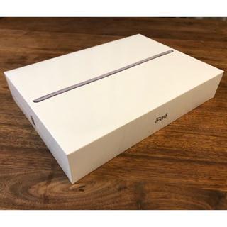 アイパッド(iPad)の24時間以内発送 iPad 10.2インチ 128GB 2019年版 グレイ(タブレット)