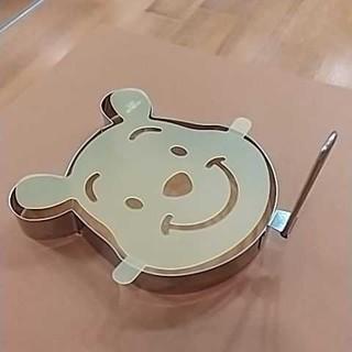 クマノプーサン(くまのプーさん)のパンケーキ型 くまのプーさん(調理道具/製菓道具)