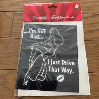 ディズニー(Disney)のWindow  Decal(ステッカー)