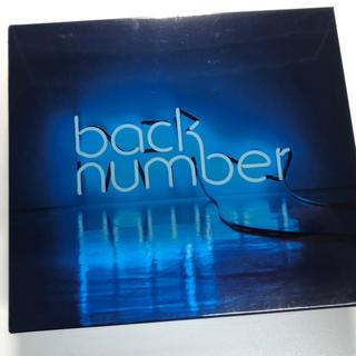 バックナンバー(BACK NUMBER)のback number アンコール(初回限定盤A/DVD ver.)(ポップス/ロック(邦楽))