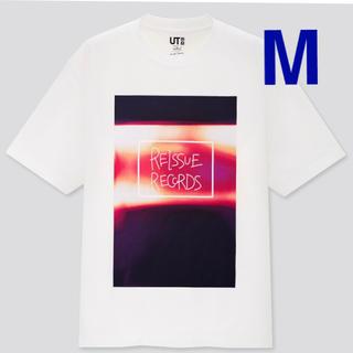 ユニクロ(UNIQLO)の週末限定値下げ * 米津玄師 ユニクロ Tシャツ 白 新品未使用 Mサイズ(ミュージシャン)