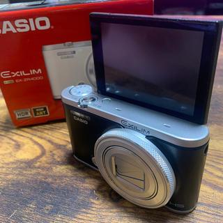 カシオ(CASIO)のドン様専用CASIO デジタルカメラ EXILIM EX-ZR4000(コンパクトデジタルカメラ)
