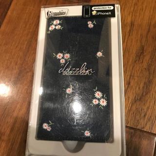 ギズモビーズ(Gizmobies)のGizmobies iPhone X case 新品(iPhoneケース)
