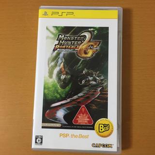 プレイステーションポータブル(PlayStation Portable)のモンスターハンターポータブル 2nd G(PSP the Best) PSP(携帯用ゲームソフト)