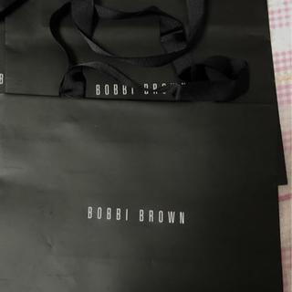 ボビイブラウン(BOBBI BROWN)のBOBBI BROWNの袋、三枚(その他)