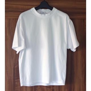 ハイク(HYKE)のHYKE ラウンドネック半袖カットソー(Tシャツ(半袖/袖なし))