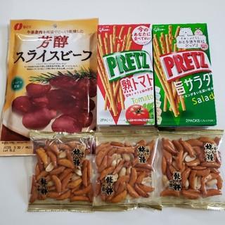 カメダセイカ(亀田製菓)のおつまみ  お菓子 詰め合わせ(菓子/デザート)