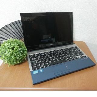 エイサー(Acer)の【譲渡価格】Acer ノートパソコン Windows10 SSD200(ノートPC)